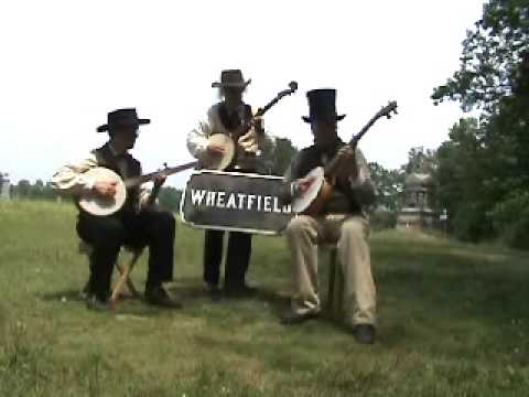 Gettysburg Banjo 1 - Jake Bacchus' Jig