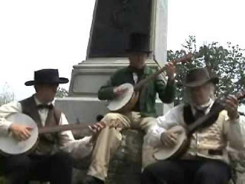 Gettysburg Banjo 13 -  The Congo Prince Jig