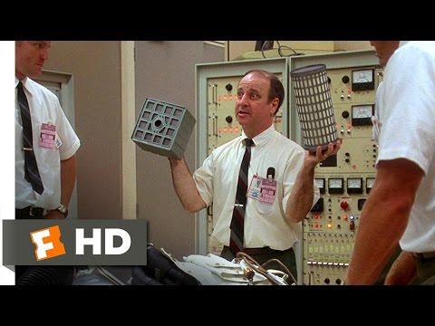 Apollo 13 (7/11) Movie CLIP - Square Peg in a Round Hole (1995) HD