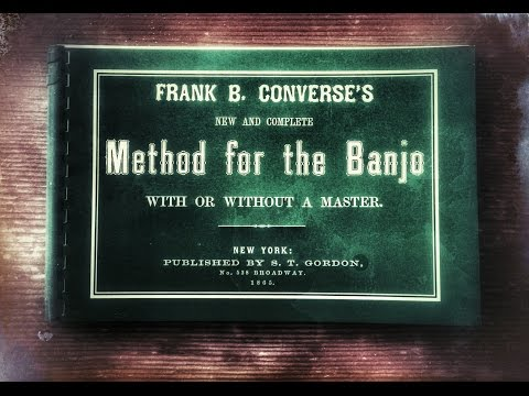 Funeral March For & By Frank.B.Converse...Green Method 1865...