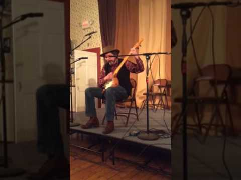 Tunes from 1858 at local open-mic