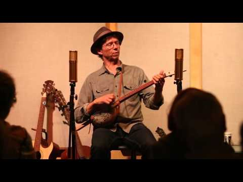 Stuart Mason: Brown's Ferry Blues on Gourd Banjo