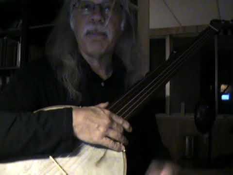 Minstrel Banjo in E/A Tuning
