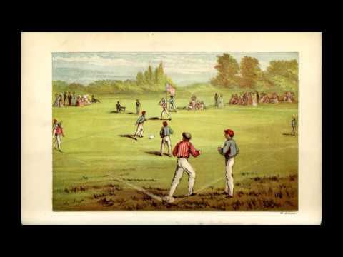 Base Ball Polka, 1867