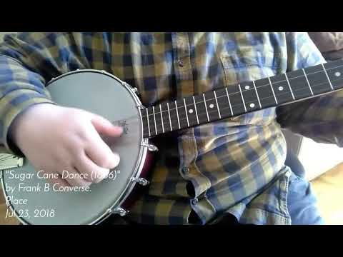 Sugar Cane Dance (The last time I'll be playing this recording king Banjo.)