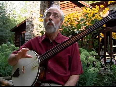 Minstrel Banjo - A window to the slave origins of clawhammer banjo, with Bob Winans