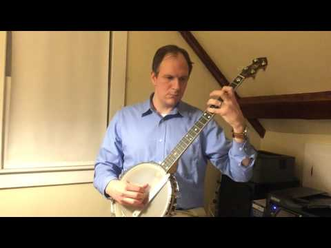 La Luna Waltz, by Frank Converse. Classic Banjo