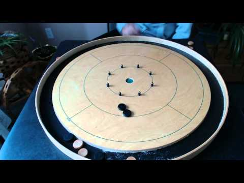 Crokinole Explained