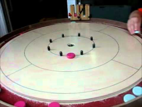 Crokinole-The Father Son Match