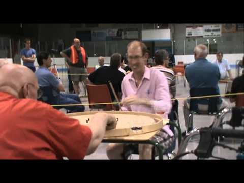 Best of Cues Crokinole - 2014 World Crokinole Championship