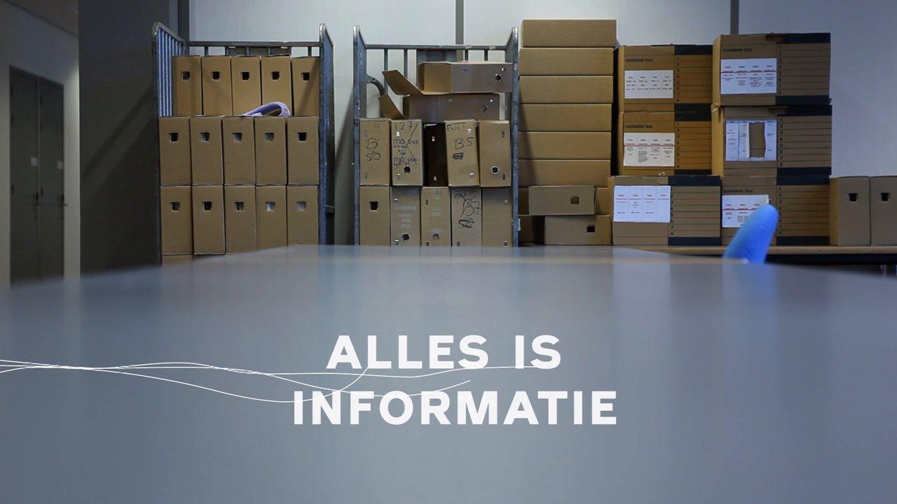 Alles is Informatie