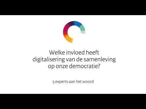 Digitalisering en democratie