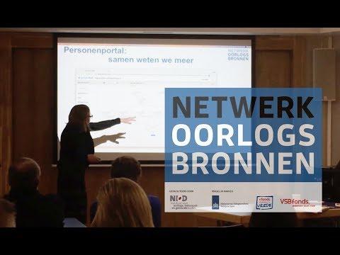 Deelnemersvergadering Netwerk Oorlogsbronnen 2018