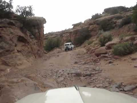 Moab Willys Overland Rally 2011