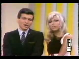 NANCY SINATRA something stupid - 1967