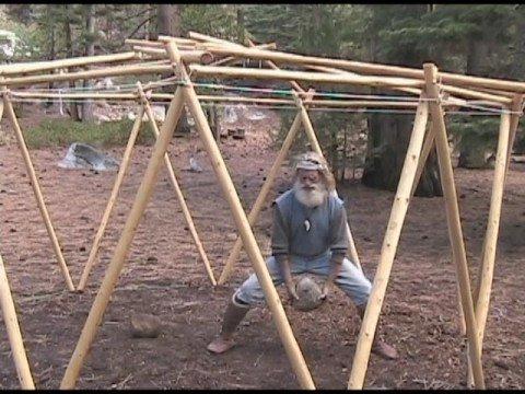 Walking Mountain training with Round Hut