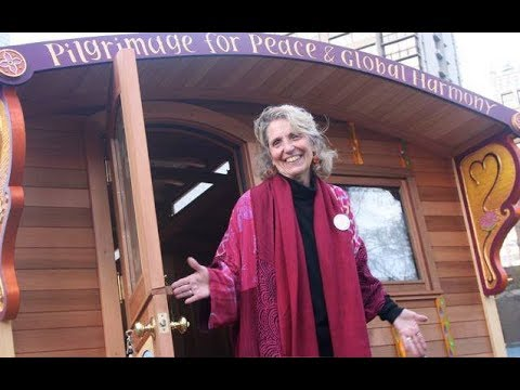 SingPeace! Gypsy Wagon story