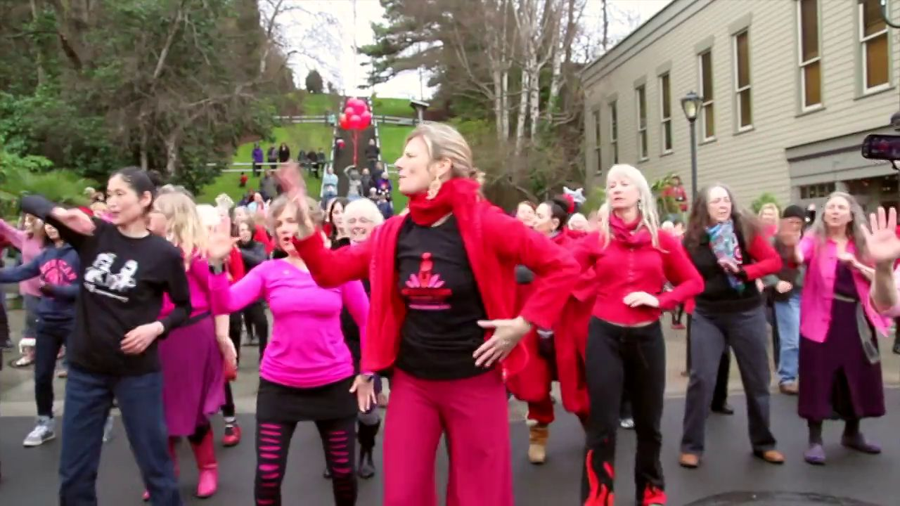 One Billion Rising - Port Townsend, WA.