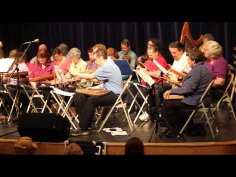 Going Home, Tamarack Bowed Psaltery concert