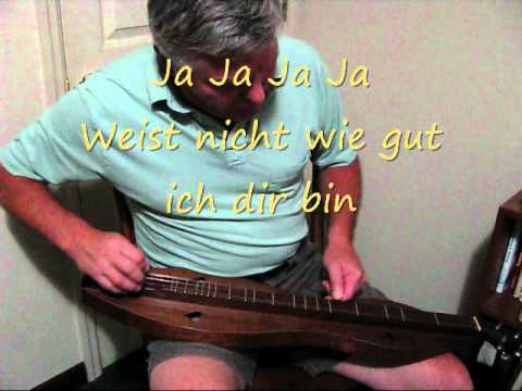 Du Du Liegst Mir Im Herzen with Mountain Dulcimer and Bowed Psaltery