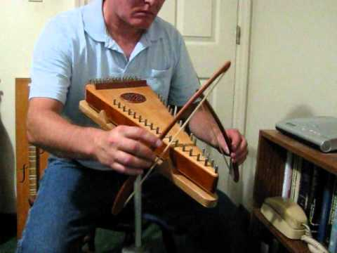 Refrains Or Trains with Mountain Dulcimer and Bowed Psaltery