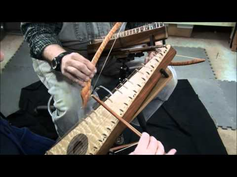 The Ash Grove - Tenor Bowed Psaltery Duet