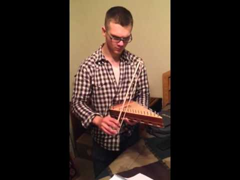Shawn -bowed Psaltery