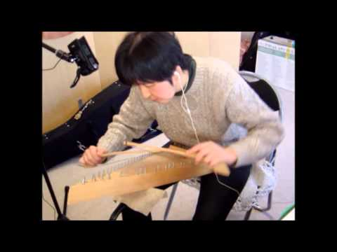 St. Anne's Reel on Bowed Psaltery セント アンズ リール