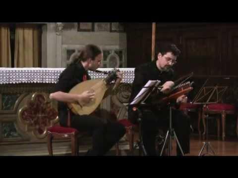 Monteverdi: Pianto della Madonna - elaborazione per liuto e salterio ad arco