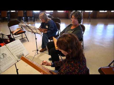 Bowed Psaltery Duet - Minuet
