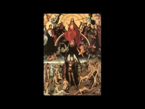 DIES IRAE - Gaudete Ensemble, salterio ad arco - LIVE