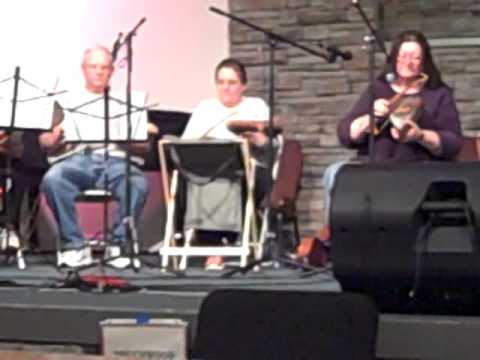 Margaret's Waltz Played by Tish Westman and Friends