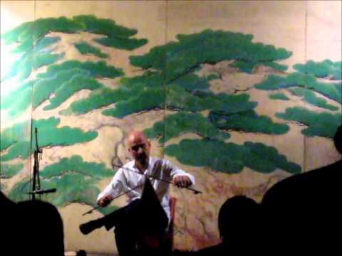 ジョデルさんコンサート 1 ~能舞台からまどろみの南フランスへ~