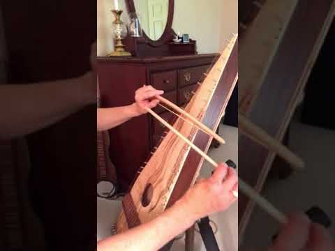 Abide With Me - Bowed Psaltery