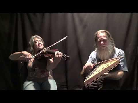 """""""ASHOKAN FAREWELL"""" on Viola & Bowed Psaltery"""