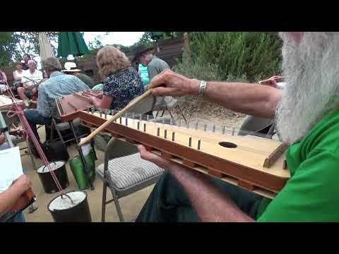 """""""SCDH MUSIC JAM #2"""" with Bowed Psaltery"""