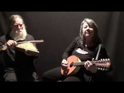 """LA BASURA"" on Bowed Psaltery & Mandola"