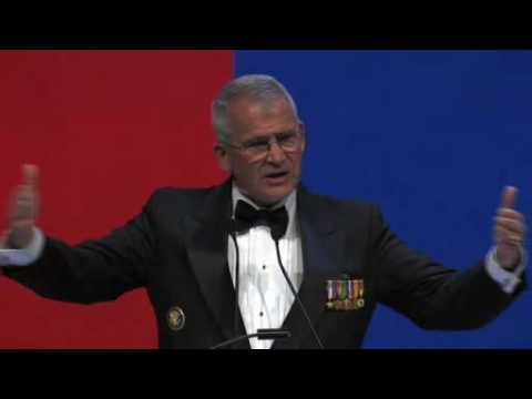 Oliver North, US Troops Veterans Day Video