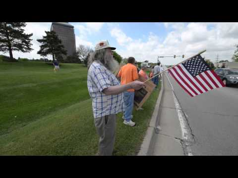 IRS Rally Downers Grove Il 5-21-2013