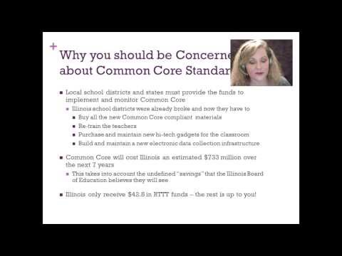 Common Core PowerPoint narration (1 of 3)
