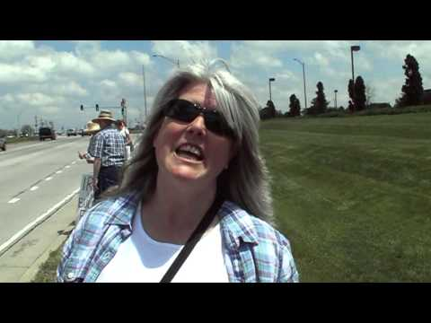 IRS Protest - Jan Shaw, West Suburban Patriots