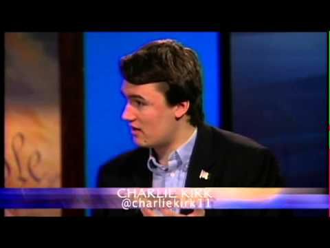 Introducing THE QUAD, with Charlie Kirk