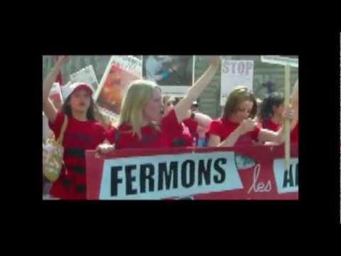 Marche pour la fermeture des abattoirs - 2/6/2012 - Paris