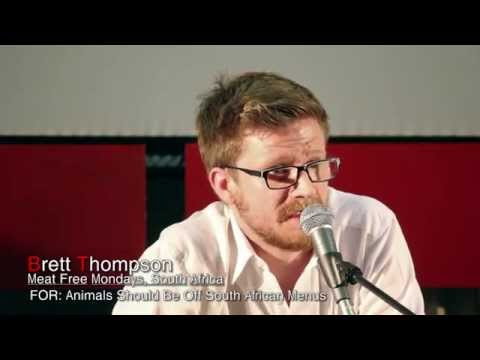 TEDxCapeTownSalon: Should Animals Be Off South African Menus? (Abridged)