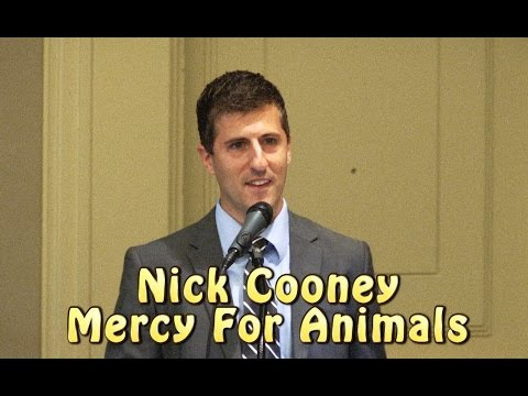 Nick Cooney - Practical Tips for Vegan Advocates