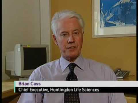 Huntingdon Life Sciences get kicked off of the New York Stock Exchange