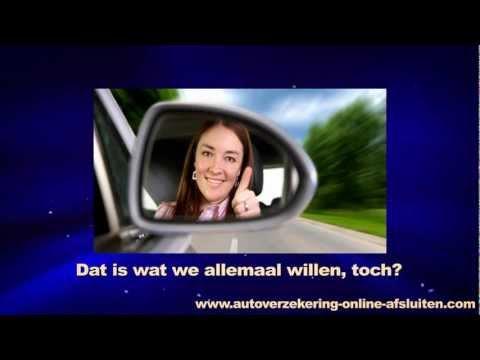 Autoverzekering berekenen - Direct online Geld besparen