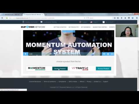 How to download video from Empower Network