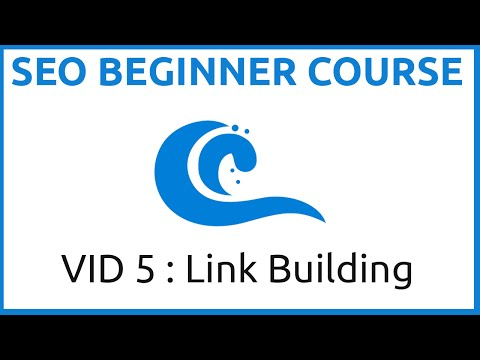 THE SEO Beginners Course Part Five (Link Building and Money Making)