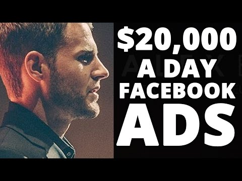 How I Make $20,000 A Day With Facebook Ads (High End Facebook/Youtube Ads Guide)